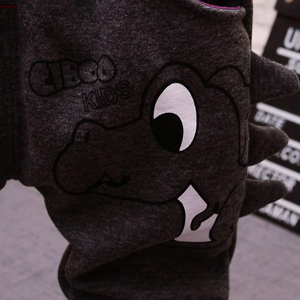 Selou Baby Strampler Krabbelhosen Neugeboren Kleinkind Strumpfhosen Mode Baumwolle Hose Kinder Niedlich Karikatur Drucken M/ädchen Jungen Harem Hose Elastisch Taille