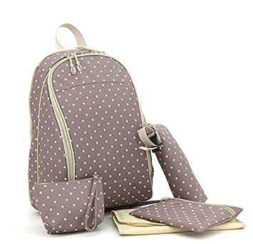 Amazon.com: Bolso para pañales bolsas Baby Nappy Bolsa Momia ...