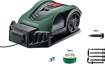 Test du robot tondeuse à gazon Bosch Indego 350 4