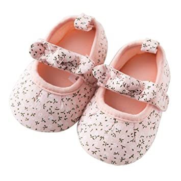 9ab5ea4445c64 Baby nest ベビーシューズ 女の子 ドレスシューズ フォーマル キッズ 子供靴 ルームシューズ 花 ピンク 6