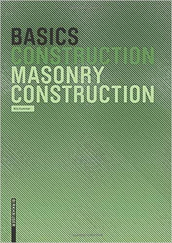 PDF Descargar Basics Masonry Construction Mejores PDF