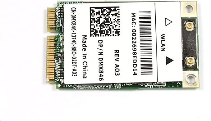 USB 2.0 Wireless WiFi Lan Card for Dell XPS 430