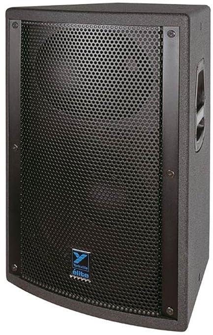 """Yorkville EF500P 15"""" 800W 2-Way Powered Speaker Powered Full Range Speaker"""