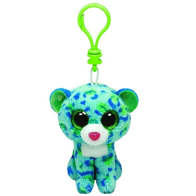Amazon.com: TY Beanie Boos Leona – Leopard Clip: Toys & Games