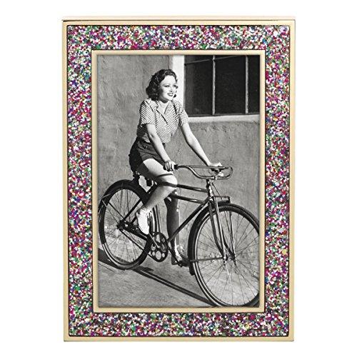 Amazoncom Kate Spade New York Simply Sparkling 8x10 Multi Color