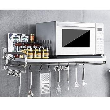 Amazon.com: ALXDR - Estante para horno de microondas ...