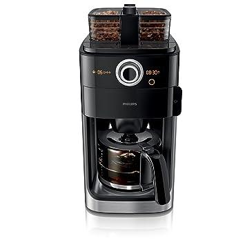 Philips Grind & Brew HD7769/00 - Cafetera (Independiente, Cafetera de filtro,