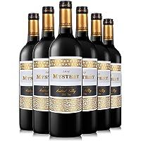 巴布瑞 智谜干红葡萄酒 750ml*6(智利进口红酒)
