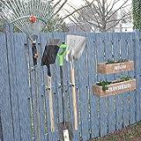 Shovel Holder Wall Mount, 10 Pack, Garden Tool