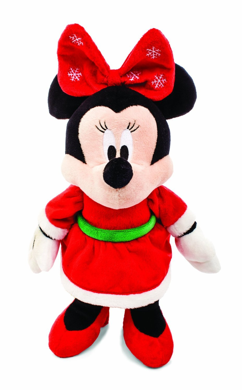 Kids Preferred Disney Baby Minnie Mouse Holiday Plush