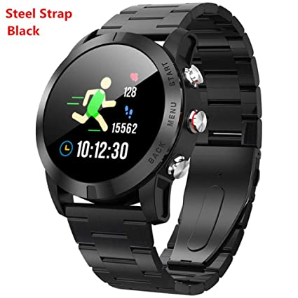 WNFDH Reloj Inteligente Smart Watch Men Full Touch IP68 ...