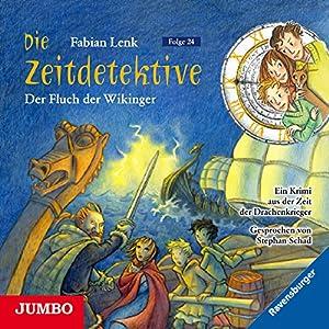 Der Fluch der Wikinger (Die Zeitdetektive 24) Hörbuch