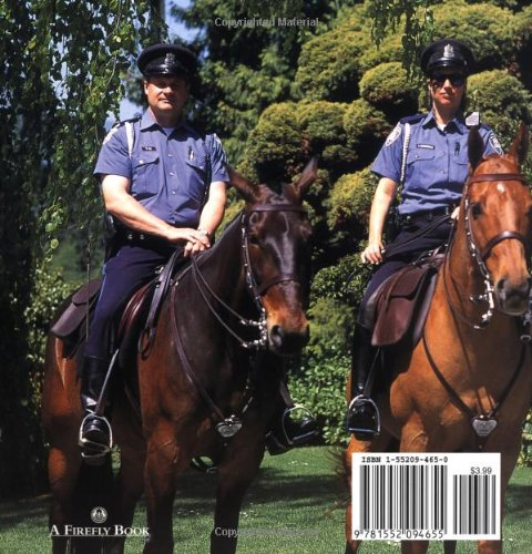 I Want To Be A Police Officer by Firefly Books