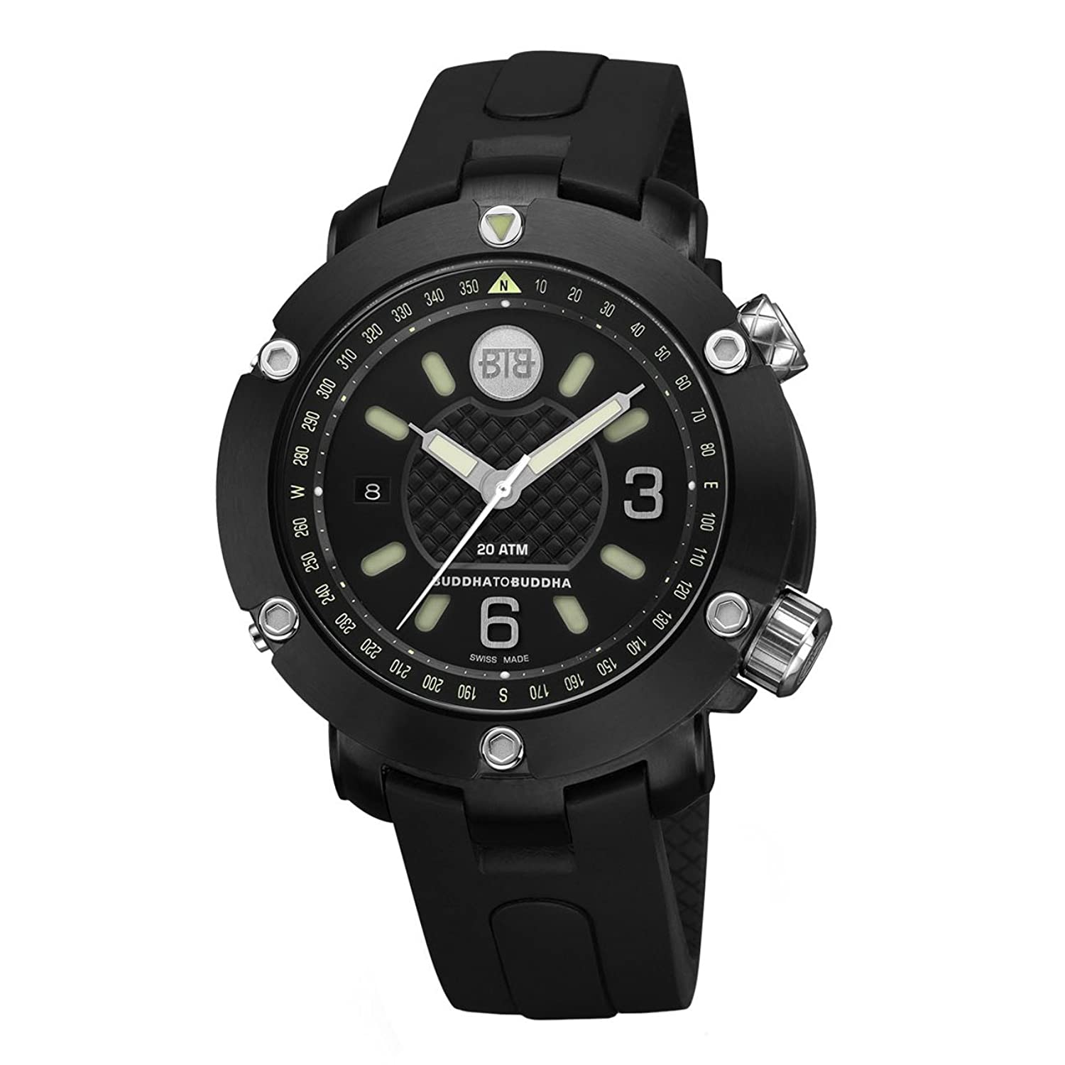 Buddha to Buddha Watch - Aquatic Explorer No.2 | 46 mm