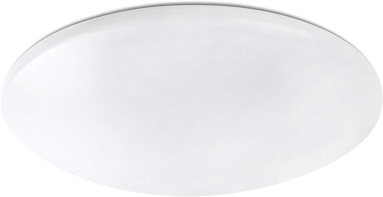 Faro Barcelona 63408 - BIC LED Lámpara plafón blanca 60W