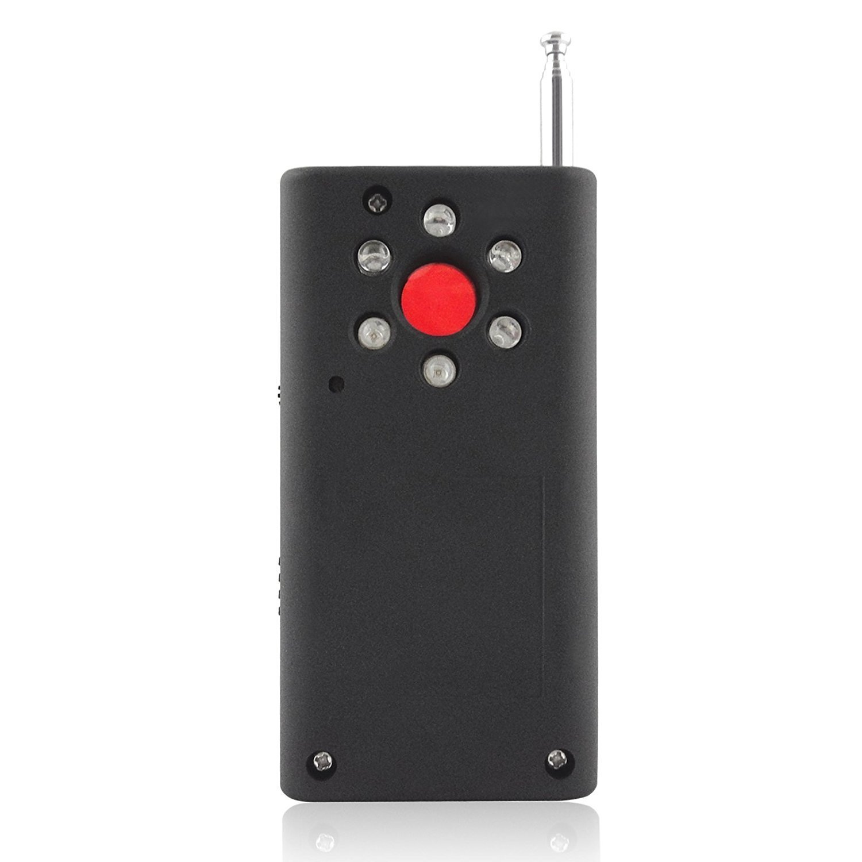 Anti-spy señal RF Detector lente de cámara oculta GSM dispositivo buscador Monitor full-range al-round buscador de fallo de dispositivo: Amazon.es: ...