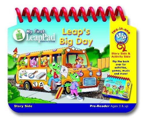 LeapFrog My First LeapPad Alphabet Bus