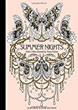 """Summer Nights Artist's Edition: Published in Sweden as """"Sommarnatt"""" (Gsp- Trade) (Colouring Books)"""