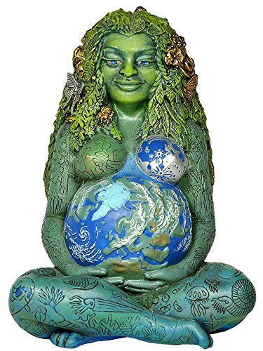 Millennial Gaia Statue - Mother Earth by Mythic Images