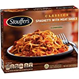 Stouffer's, Frozen Spaghetti with Meat Sauce, 12 oz