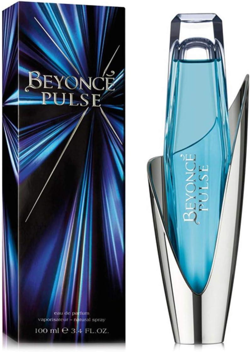 Beyonce Pulse EDP Spray, fragancia para mujer, 100 ml