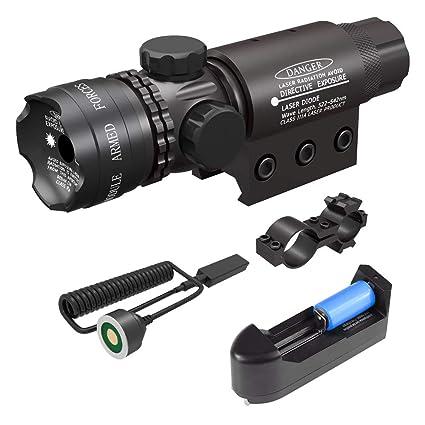 Amazon.com: Feyachi - Cargador de batería y pistola láser ...