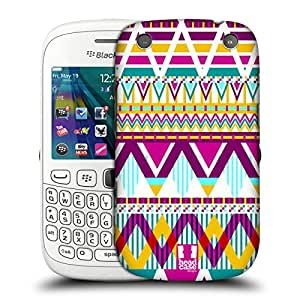 Head Case Designs Sugared Aztec Candy Tribal Hard Back Case Cover for BlackBerry Curve 9320
