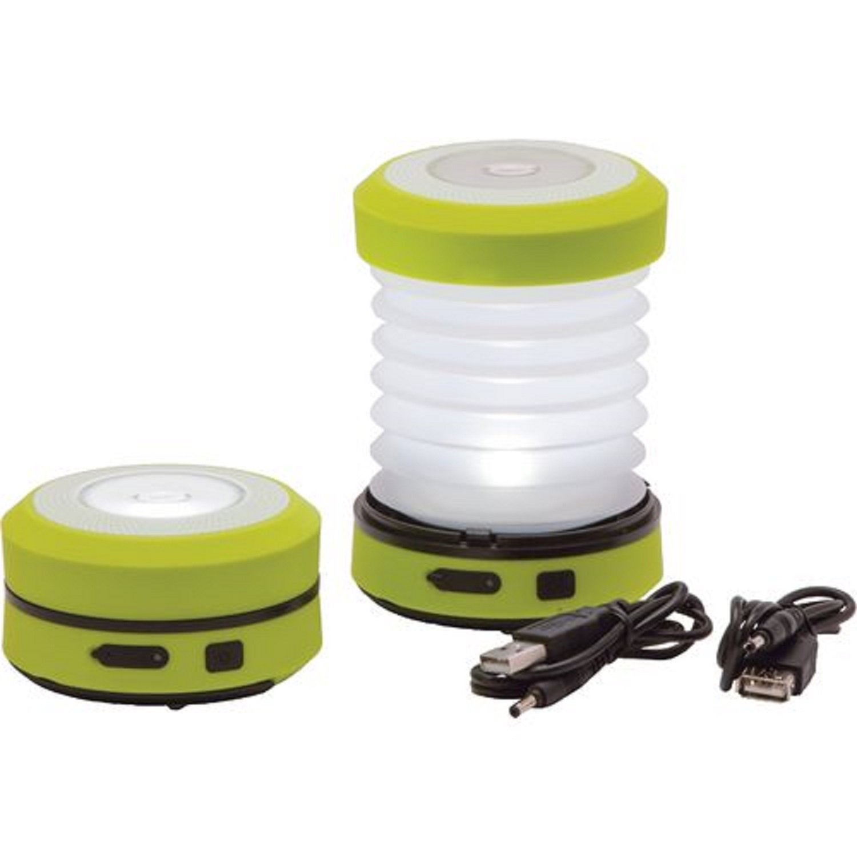 First Gear Passenger 1W Dynamo Powered LED Lantern, Electric Green 141[並行輸入] B00NIQRQEQ