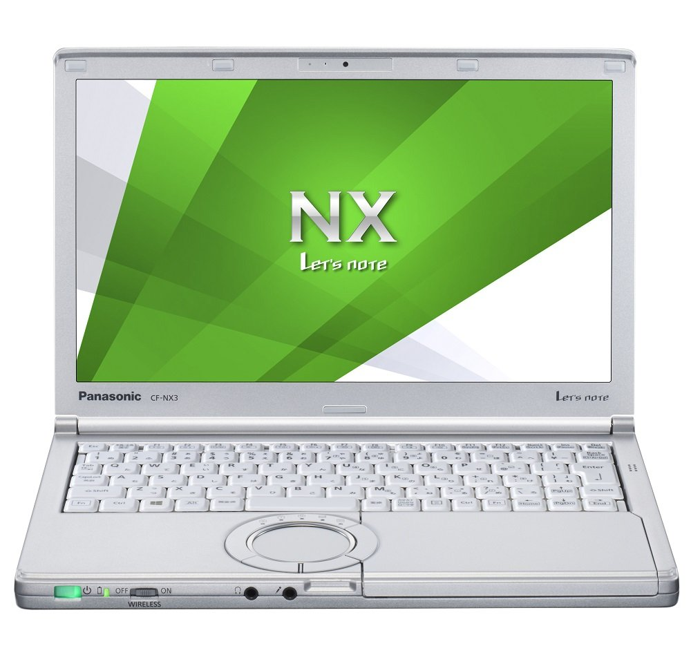 パナソニック CF-NX3JDGCS レッツノートNX3シリーズ   B00KDS905A