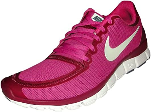 Womens Nike Free 5.0 V4 511281 602 pink