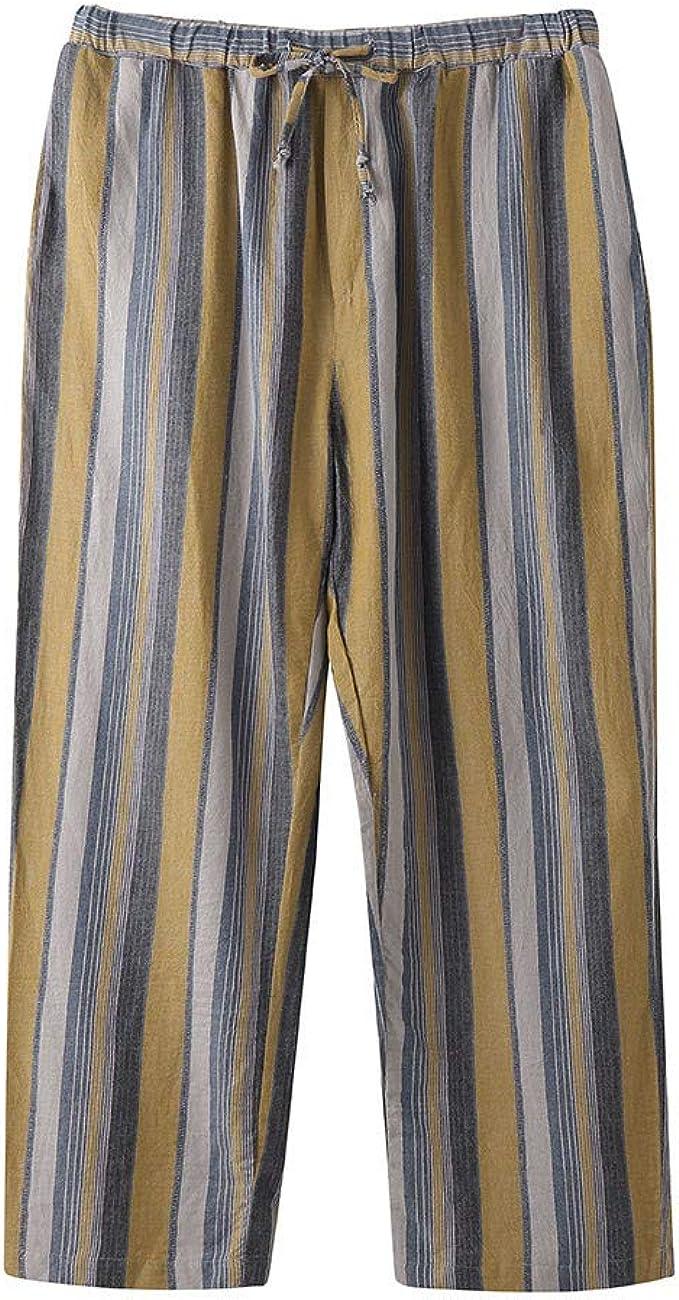 Sylar Pantalones Hombre Verano Pantalones Hombre Casuales ...