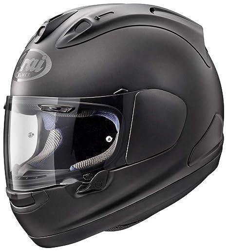 ARAI RX-7V Frost Negro Casco De Motocicleta Tamano L