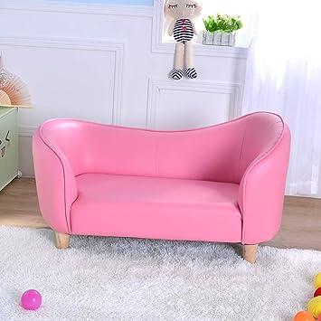 Amazon.com: Kids Sofa upholstered Chaise Lounge, Childrens ...