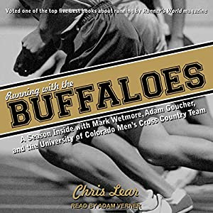 Running with the Buffaloes Audiobook
