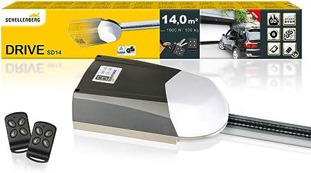 Schellenberg 60915 Accionamiento para puertas de garaje Smart DRIVE 14