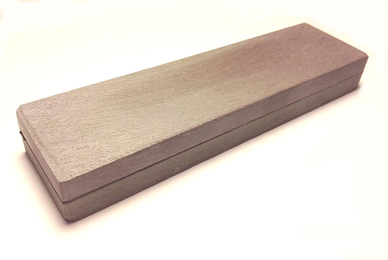 Meule pierre à aiguiser combiné belge et pyrénéen Dimension 150 x 40 mm Grain 1200 et 6000 Coteau-Aiguisoir