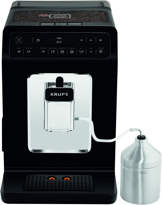 Krups Evidence YY3071FD - Máquina de café de granos para café ...