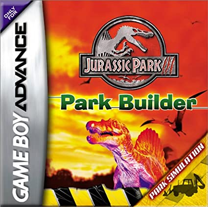 Jurassic Park III Builder