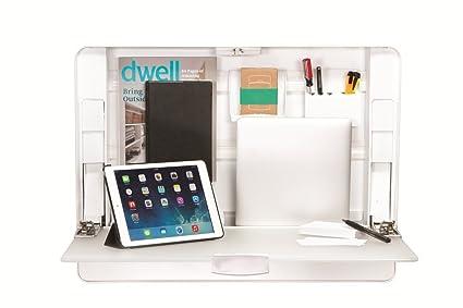 Ergotronhome Workspace Wall Mounted Height Adjustable Standing Desk