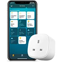 Smart Plug Compatible with HomeKit Meross WiFi Plug That Works with Alexa Siri and Google Home Wireless Remote Control…