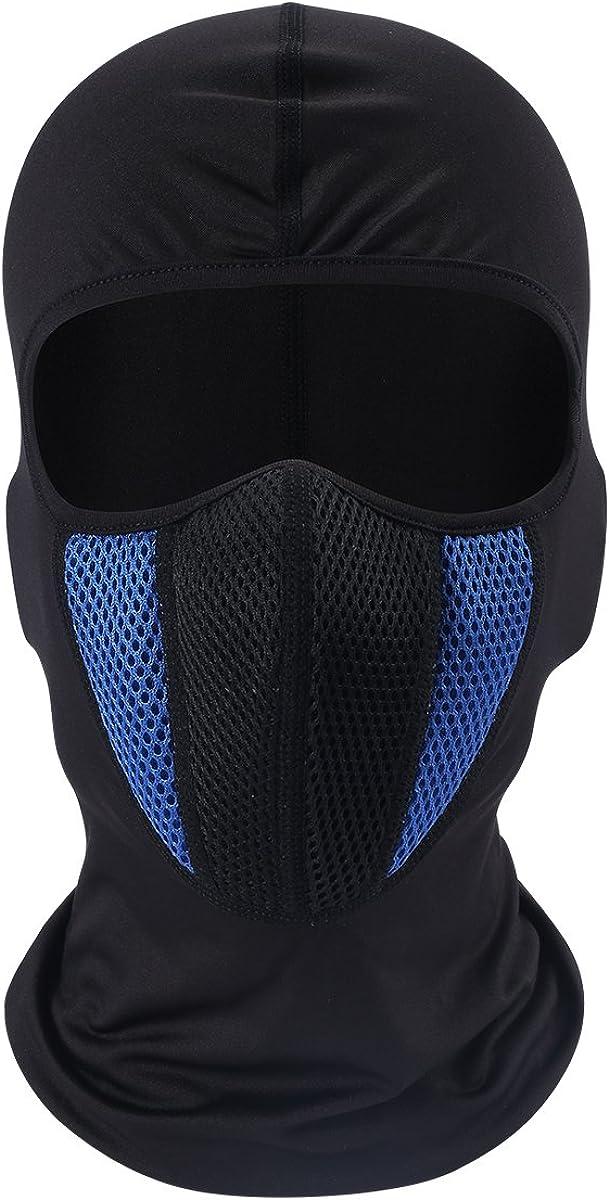 Windproof Face Mask-Balaclava Hood,Cold Weather Motorcycle Ski Mask
