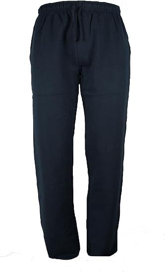 BE BOARD Pantalón chándal para Hombre algodón Felpato Invierno Art ...