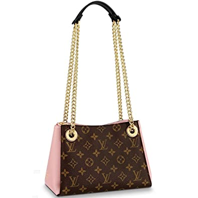 13c8bbb21751 Louis Vuitton Monogram Canvas Surene BB Shoulder Handbag Rose Article   M43777  Handbags  Amazon.com