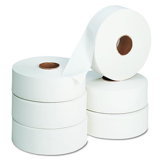 GeorgiaPacific Acclaim 48 White 48Ply Jumbo Jr Bathroom Tissue Enchanting Bathroom Tissue