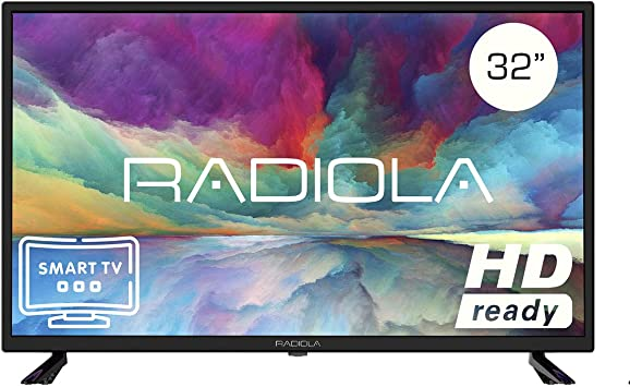 Televisor Led 32 Pulgadas HD Smart TV. Radiola LD32100KA ...