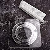 """7"""" Clear Cookie Decorating Turntable with"""