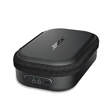 bose uk. bose soundsport charging case - black uk k