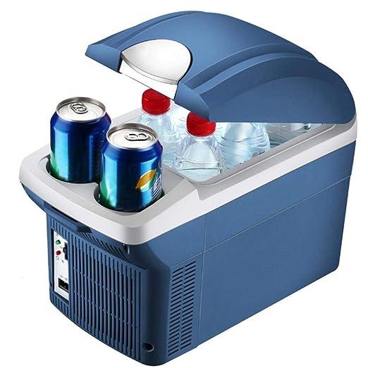 winnerruby Auto Mini Refrigerador Coche Frío Caliente Portátil ...