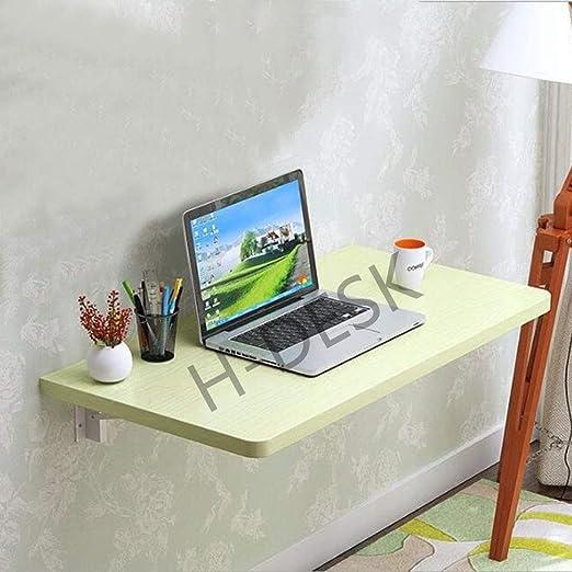 H-DeskMesa Plegable, suspendida en la Pared, con diseño ...