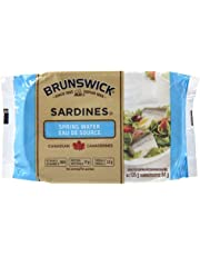 Brunswick Sardines in Water, 18 Count